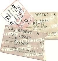 movie tix